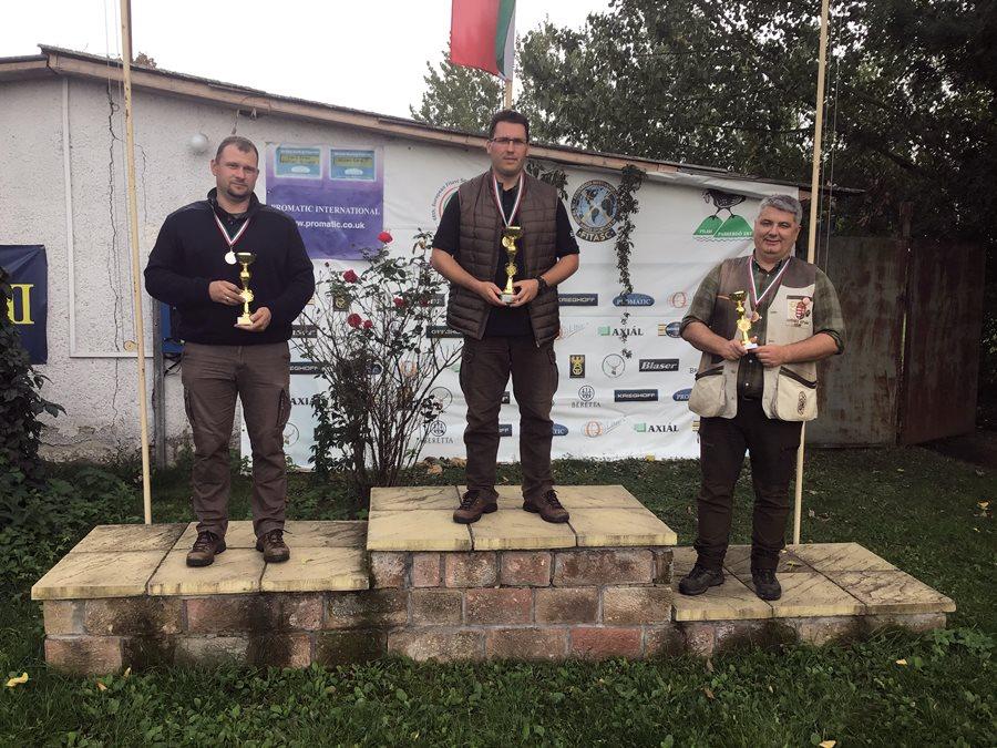 Kombinált Lövészeti Országos Bajnokság 2020-10-03